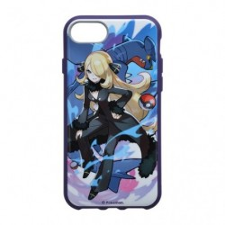 Smartphone Cover Pokémon Trainers Silona and Garchomp japan plush