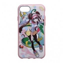 Smartphone Coque Entraineur Pokémon Mei et Majaspic japan plush