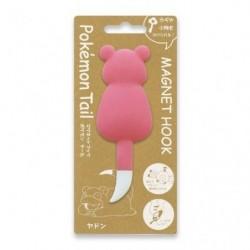 Magnet Hook Pokémon Tail Slowpoke japan plush