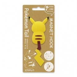 Magnet Hook Pokémon Tail Pikachu japan plush