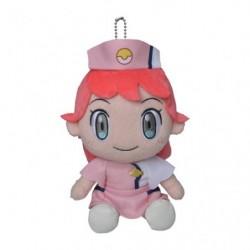 Peluche Entraineur Pokémon Pokemon Center Infirmiere japan plush