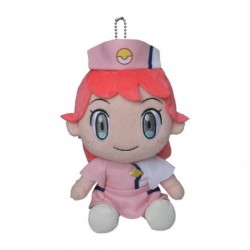 Plush Pokémon Trainers Pokemon Center Nurse