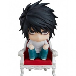 Nendoroid L 2.0 DEATH NOTE japan plush