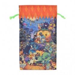 Pouch Halloween Festival japan plush
