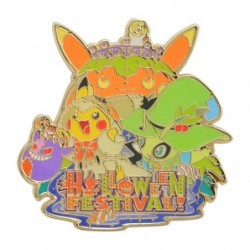 Pins Pokemon  Halloween Festival 2019 japan plush