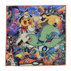 Hand Towel Halloween Festival Pikachu japan plush