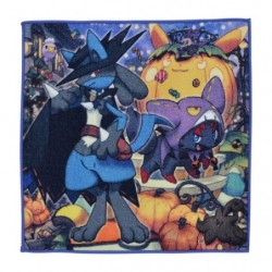 Hand Towel Halloween Festival Lucario japan plush