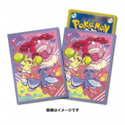 Pokemon Card Sleeves Oricorio japan plush