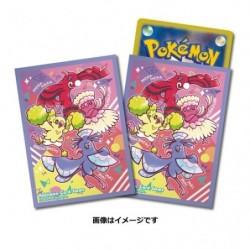 Protège-cartes Pokemon Plumeline japan plush