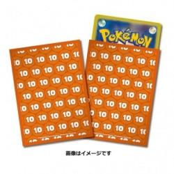 Protège-cartes Pokemon Dégâts 10 japan plush