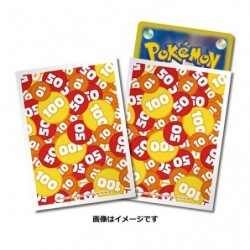Pokemon Card Sleeves Damage Party japan plush