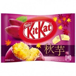 Kit Kat Mini Autumn Sweet Potato japan plush