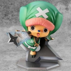 "Figure Portrait Of Pirates One Piece ""Warriors Alliance"" Chopper japan plush"