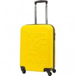 Suit Case Yellow japan plush