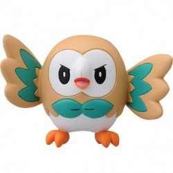 Moncolle Figure EX EMC-02 Rowlet japan plush