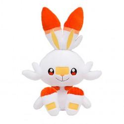 Starter Peluche Flambino Pokemon Epee et Bouclier japan plush