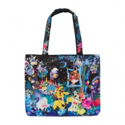 Reversible Tote bag Ghost's castle japan plush