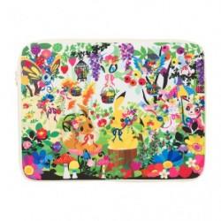 PC tablet case Berry's forest japan plush