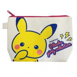 Goody pouch Pikachu Girly japan plush