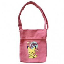 Sacoche Pikachu Girly japan plush