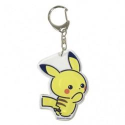 Porte-clés acrylique Pikachu japan plush