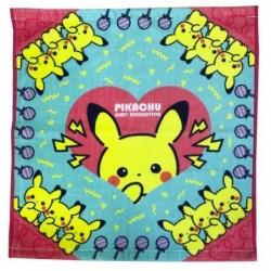 Serviette mains Pikachu Girly japan plush