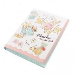Livre pense bête Pikachu 025 japan plush