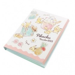 Memo book Pikachu 025 japan plush