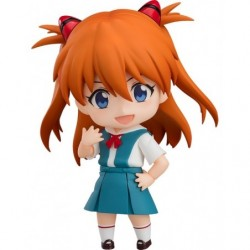Nendoroid Asuka Shikinami Langley Rebuild of Evangelion japan plush
