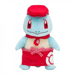 Plush Squirtle Waitress Pokémon Café japan plush