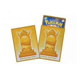 Pokemon Card Sleeves Billiken Pikachu japan plush
