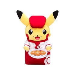 Plush Pikachu Waitress Pokémon Café japan plush