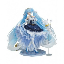 Snow Miku: Snow Princess Ver. Character Vocal Series 01: Hatsune Miku japan plush
