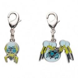 Metal keychain Dewpider Araquanid 751・752 japan plush