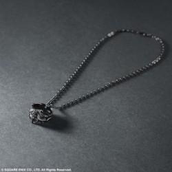 【オフィシャルショップ限定】FINAL FANTASY XV シルバーペンダント 光耀の指輪 japan plush