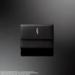 Trifold Wallet Final Fantasy VII Remake Sephiroth japan plush