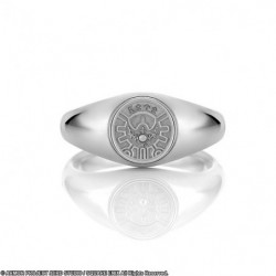 Ring Dragon Quest Silver Signet Loto