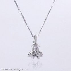 Collier Argent FINAL FANTASY IX Bibi japan plush