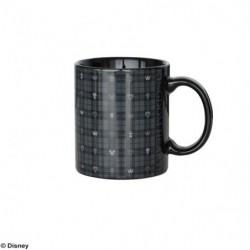 Mug Cup KINGDOM HEARTS III Monogram Black