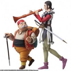 Figurine Dragon Quest XI BRING ARTS Sylvia and Low japan plush