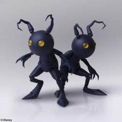 Figurine Kingdom Hearts III BRING ARTS Shadow 2 set japan plush