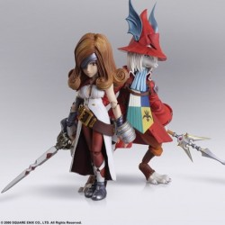 Figure Final Fantasy IX BRING ARTS Freya Crescent & Beatrix japan plush