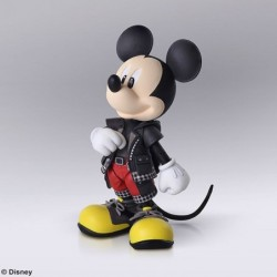 Figurine KINGDOM HEARTS III BRING ARTS King japan plush