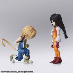 Figurine FINAL FANTASY IX BRING ARTS Djidanne and Garnet japan plush