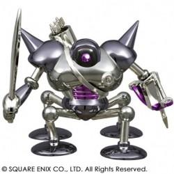Figurine Dragon Quest Metallic Monsters Metal Hunter japan plush