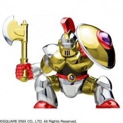 Figure Dragon Quest Metallic Monsters White Rose Knight japan plush
