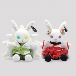 Plush Black Butler Black Label Bitter Rabbit ini Inu x Boku SS