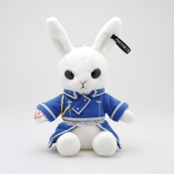 Plush Black Butler Black Label Bitter Rabbit Fullmetal Alchemist Roy Mustang japan plush