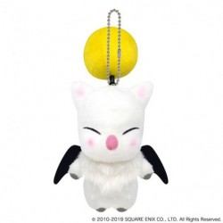 Peluche Porte Cle Final Fantasy XIV Mog japan plush