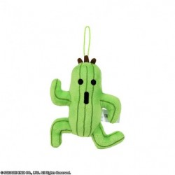 Plush Keychain Final Fantasy Cactender japan plush